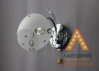 Бра A-2069-1W ХРОМ (20)