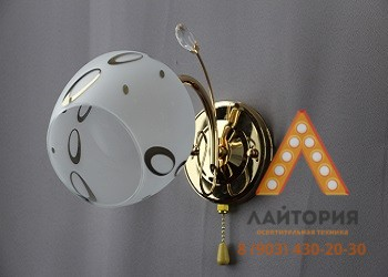 Бра A2069-1W GOLD E-27 (20)